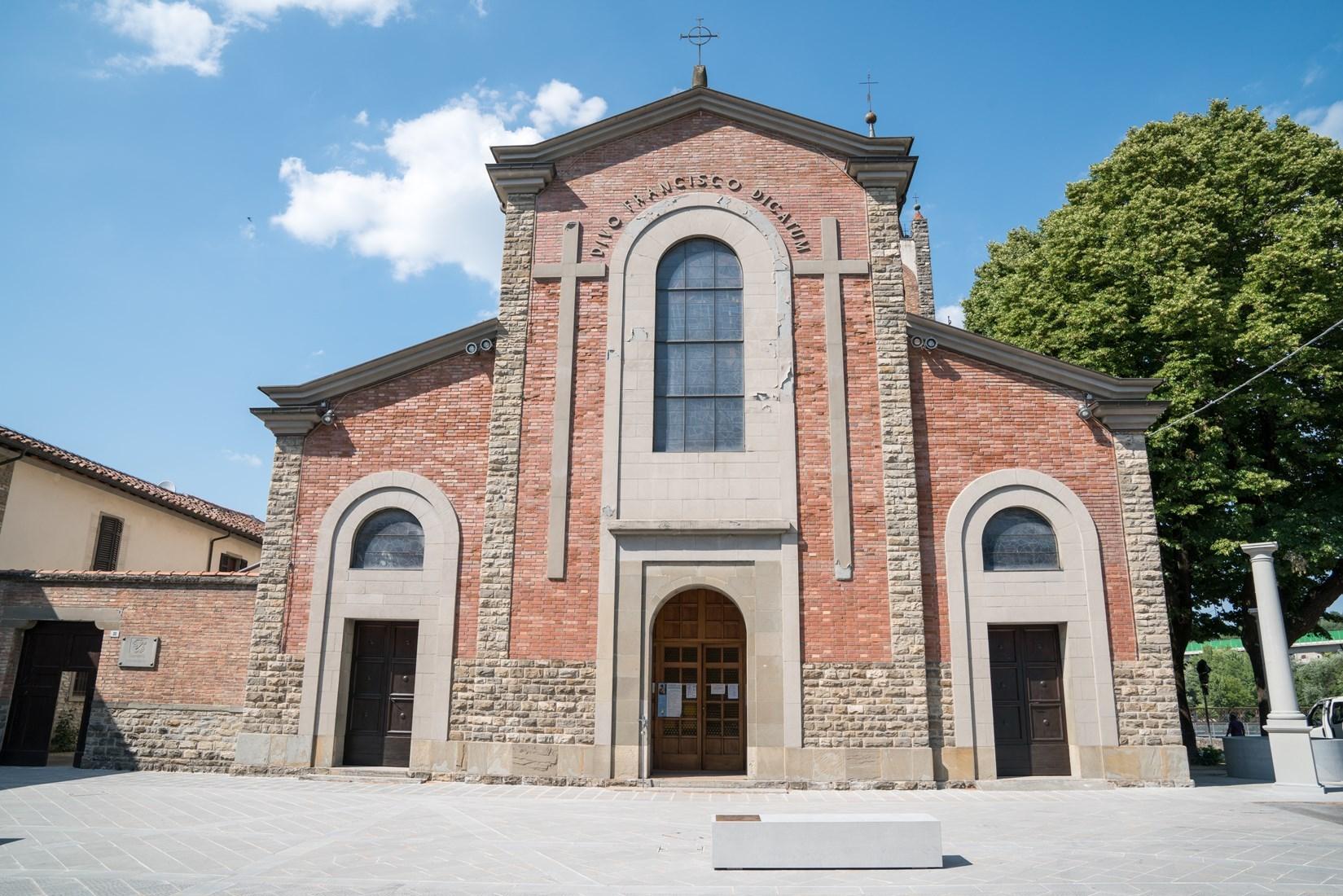 Chiesa dei Padri Francescani a S.Piero in Bagno