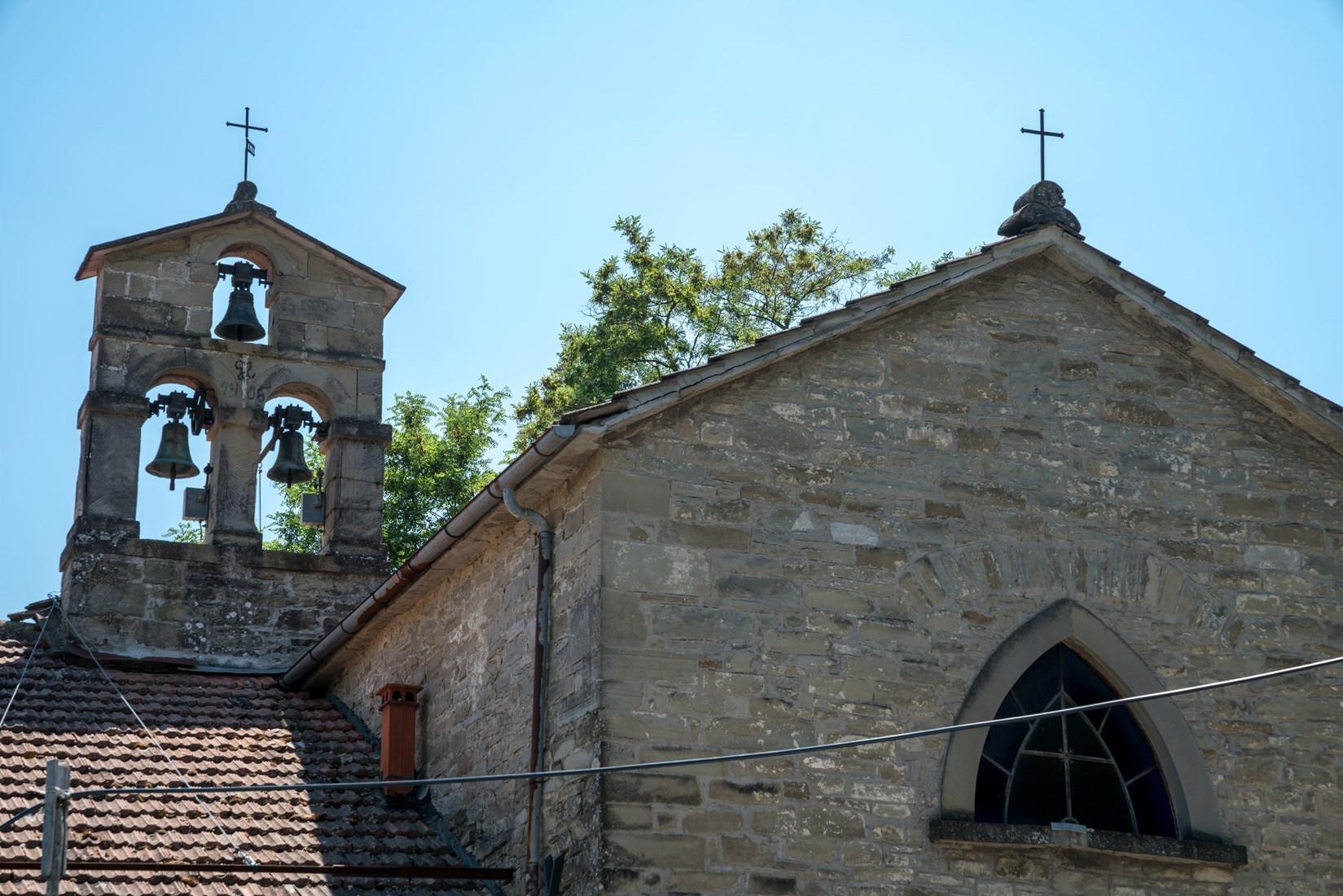 Chiesa di San Sisto a Pereto