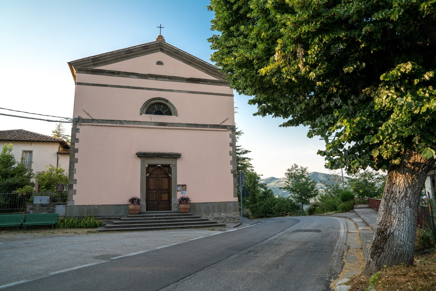 Chiesa della Beata Vergine delle Lacrime di Selvapiana