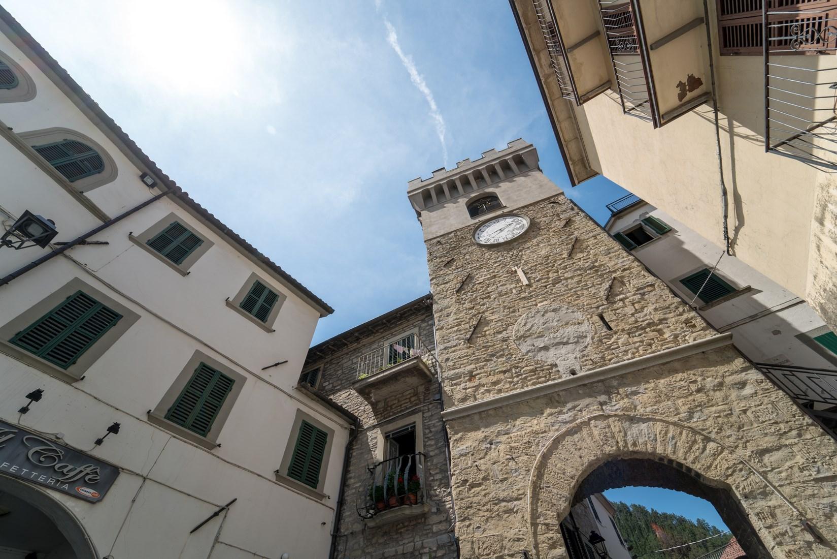 Torre dell'Orologio / Porta Fiorentina