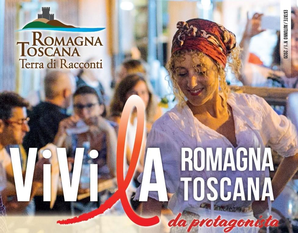"Il nuovo magazine ""Vivila"" Romagna Toscana da protagonista"