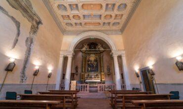 Ex seminario e chiesa della S.S Trinità