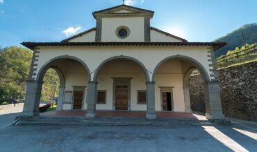 Heiligtum der Madonna della Neve von Quadalto