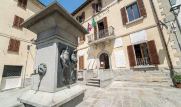 La Rocca e centro storico