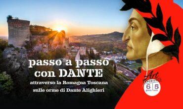 Passo a passo con Dante – Art experience