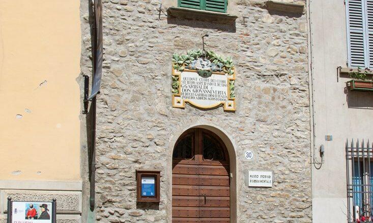 Don Giovanni Verità Hausmuseum