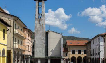 Chiesa di San Giovanni Battista a S.Rocco a Capanne