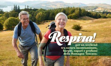 Romagna Toscana: Respira!