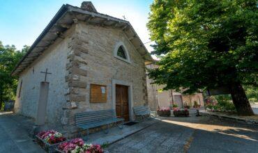 Chiesa di S. Maria in Trivio di Montecoronaro