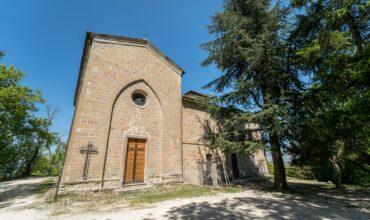Chiesa di Santa Maria in Castello – Pieve di San Valentino
